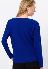 zero - Long sleeved top - true blue - 2