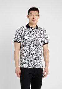 Just Cavalli - Polo shirt - black/white - 0