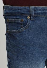 Solid - RYDER - Straight leg jeans - blue denim - 3