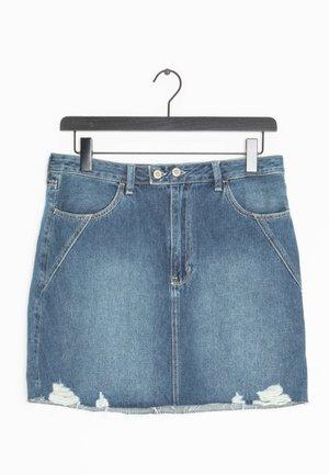 Spódnica jeansowa - beige