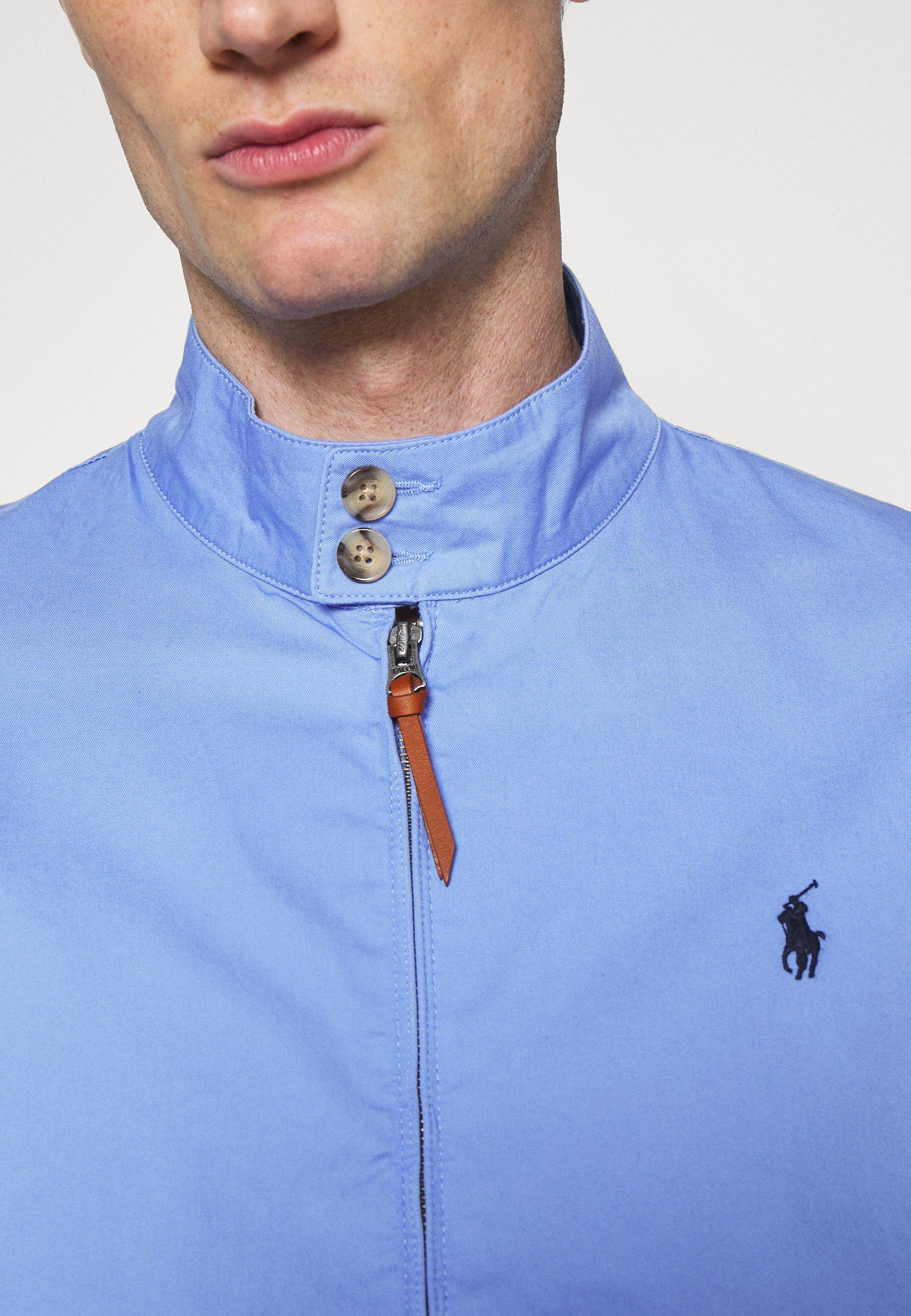 Men COTTON TWILL JACKET - Summer jacket
