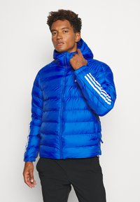 adidas Performance - ITAVIC STRIPES - Kurtka zimowa - royblue - 0