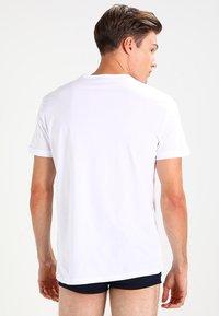 Emporio Armani - CREW NECK 2 PACK  - Maglietta intima - white - 2