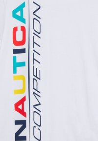 NAUTICA COMPETITION - PARLEY - Print T-shirt - white - 3