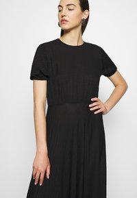 Samsøe Samsøe - DECORA DRESS - Day dress - black - 5