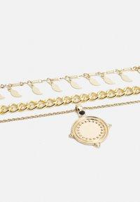 Pieces - PCKETTIA COMBI NECKLACE  - Necklace - gold-coloured - 2