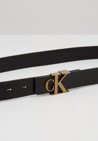 Calvin Klein Jeans - MONO BELT - Skärp - black - 4