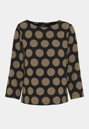 FALESA - Long sleeved top - black