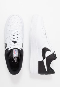 Nike Sportswear - AIR FORCE 1 '07 LV8 - Sneakers - white/black - 1