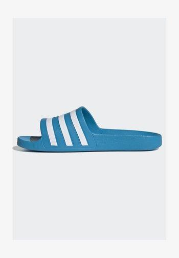 ADILETTE AQUA SWIM - Slippers - blue