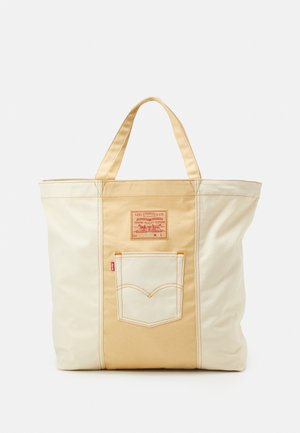 WOMENS TOTE - Shopping bag - regular khaki