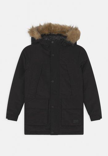 JJSUPER JR - Winter coat - black