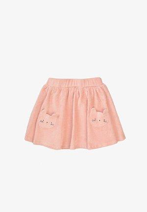 Mini skirt - blush