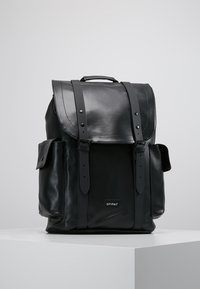 Spiral Bags - TRANSPORTER - Plecak - perforated black - 0