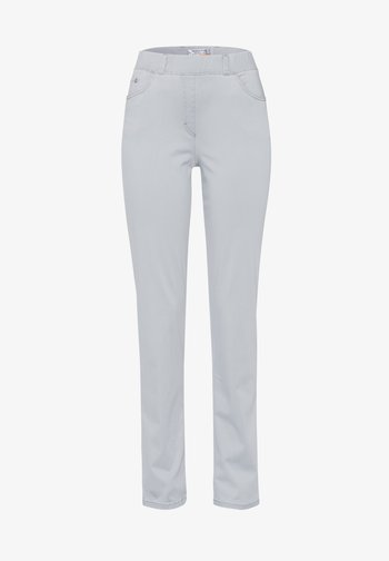 STYLE LAVINA - Trousers - smoke