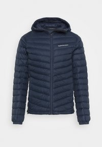 Peak Performance - FROST HOOD JACKET - Down jacket - blue shadow - 4