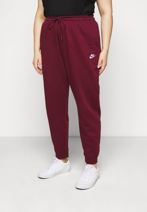 PANT - Trainingsbroek - dark beetroot