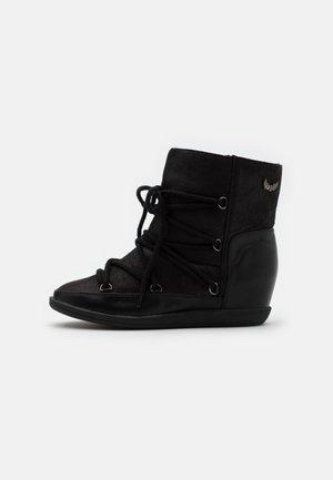 SALIA - Kilestøvletter - noir