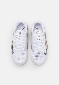 Nike Performance - METCON 6 UNISEX - Zapatillas de entrenamiento - white/black/dark brown/grey fog/white - 3