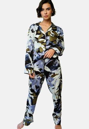Pyjama - leaf print