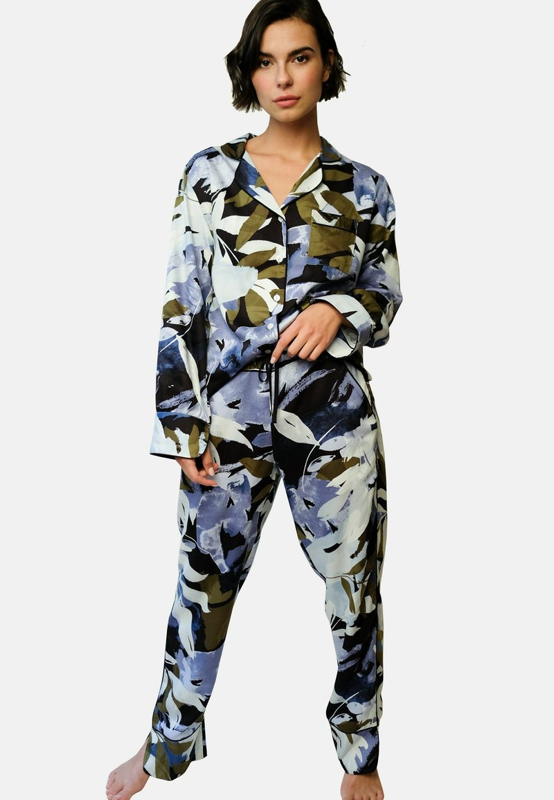 Fable & Eve - Pyjama - leaf print