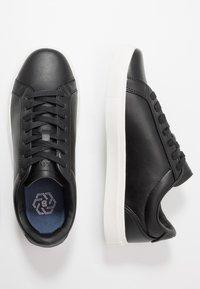 Burton Menswear London - DALE - Trainers - black - 1