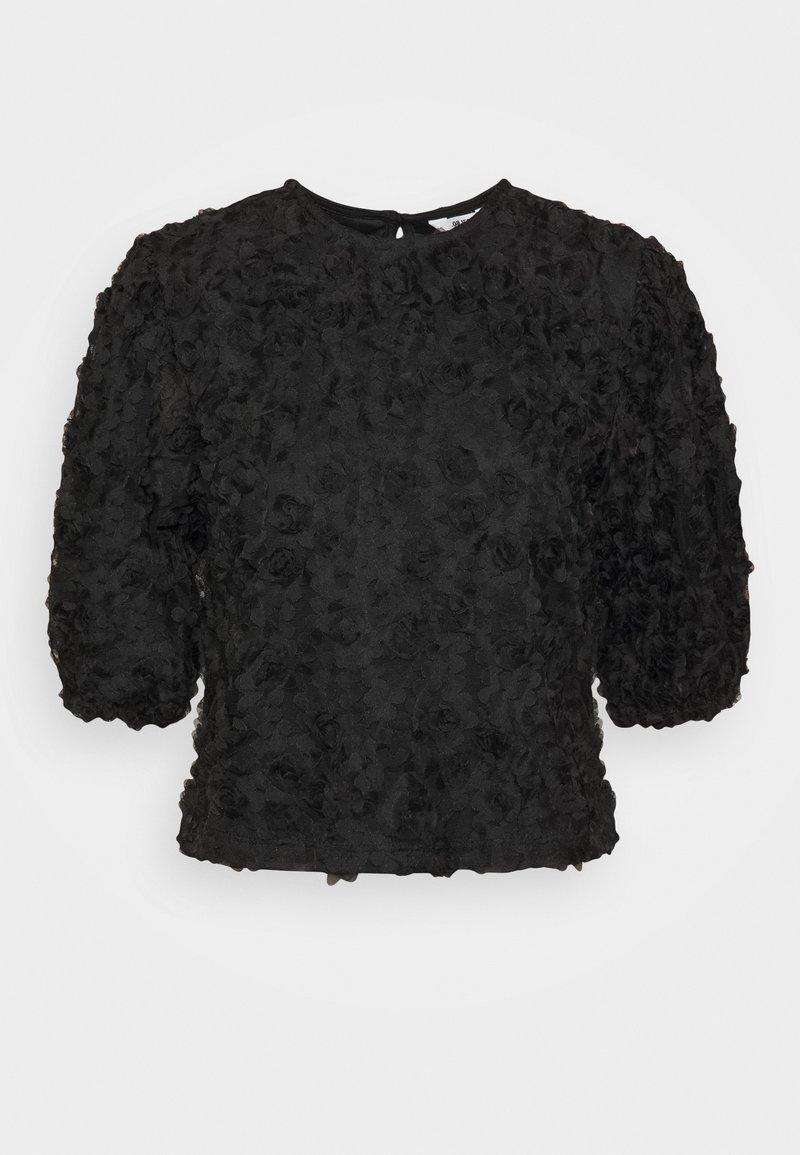 Object - OBJARIADNA  - Blouse - black