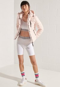 Superdry - Winter jacket - pink clay - 0