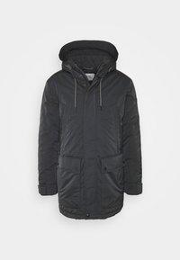 camel active - Zimní kabát - charcoal - 0