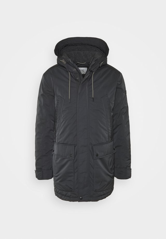 Winter coat - charcoal