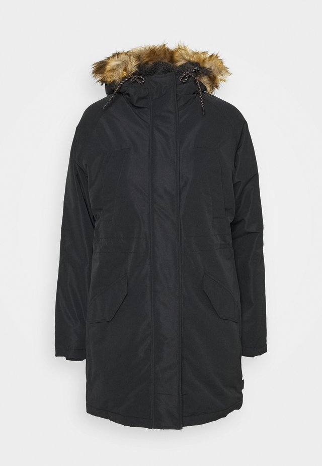 COLDER WEATHER - Parka - black