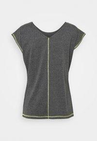 Icepeak - MODENA - T-shirt con stampa - lead grey - 1