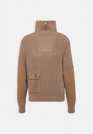 DARA - Pullover - sand melee