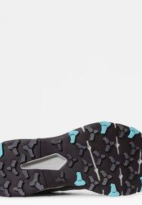 The North Face - Climbing shoes - meldgry/darkeggplantpurpl - 3