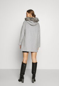 Esprit Collection - MIX COAT - Classic coat - light grey - 2