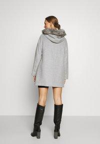 Esprit Collection - MIX COAT - Zimní kabát - light grey - 2