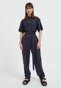 Finn Flare - Jumpsuit - dark grey - 0