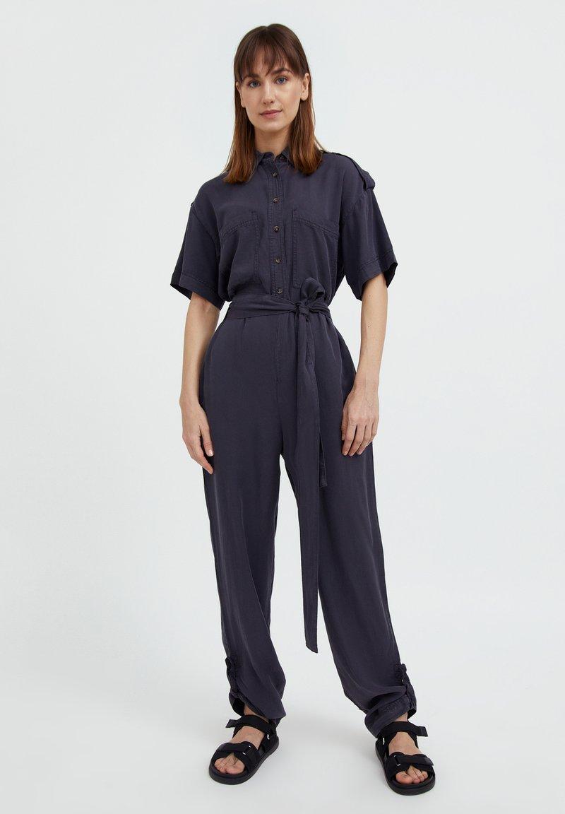 Finn Flare - Jumpsuit - dark grey