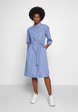 Shirt dress - multi
