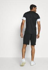 adidas Performance - HYPER - Sports shorts - black - 2