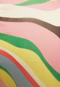 Vila - VIAMARYLLIS ANKLE DRESS - Maxi dress - goldfinch/multi colors - 2
