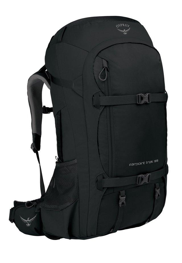 FARPOINT TREK 55 - Vandringsryggsäck - black