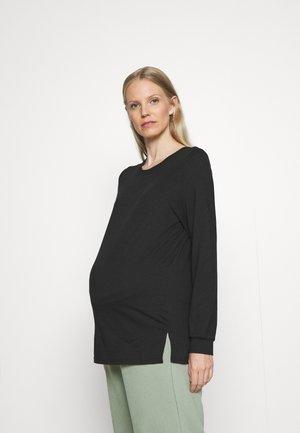 PCMSUNDAY - Long sleeved top - black