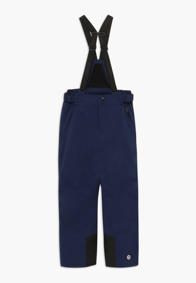 GAUROR UNISEX - Pantaloni da neve - dunkelblau