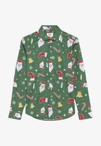 OppoSuits - SANTABOSS - Shirt - green - 3