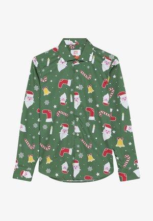 SANTABOSS - Shirt - green