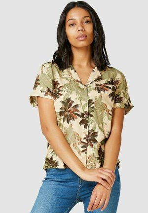 ARIZONA  - Overhemdblouse - brown palm