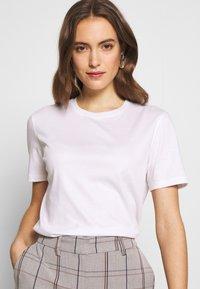 van Laack - MOLEEN - Basic T-shirt - weiß - 5
