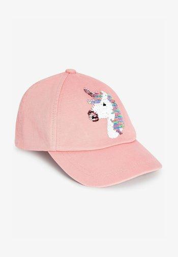 UNICORN SEQUIN - Cap - pink