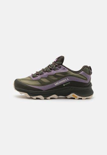 MOAB SPEED GTX - Trail running shoes - lichen